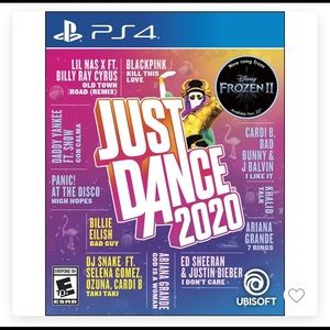 ps4 Other - Just dance 2020